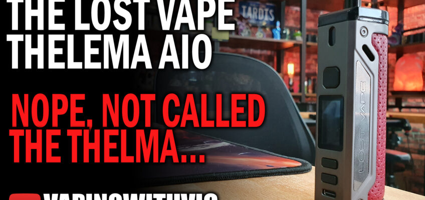Lost Vape Thelema – Not Thelma