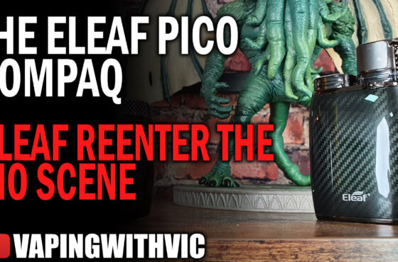 eLeaf Pico Compaq – eLeaf re-enter the AIO scene.