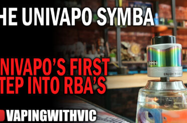 Univapo Symba RDA – For their first RDA, this is good