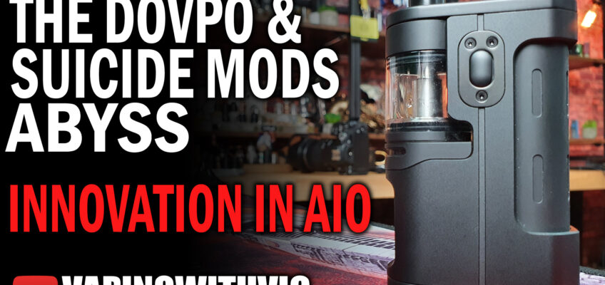 Suicide Mods & DovPo Abyss – Pure innovation in the AIO market