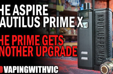 Aspire Nautilus Prime X – The Prime gets an update