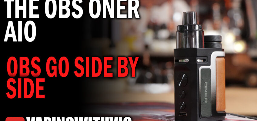 The OBS Oner AIO – More side-by-side AIO's
