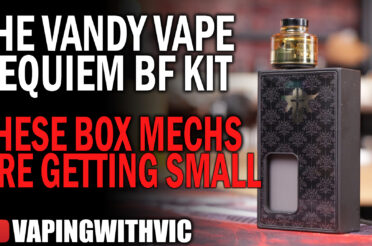 The Requiem BF Kit from Vandy Vape – These box squonkers are getting smaller