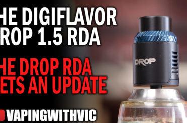 Digiflavor Drop 1.5 – The original gets an overhaul