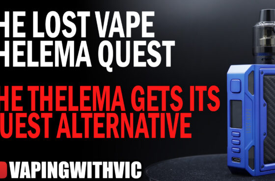 The LostVape Thelema Quest – The Thelema gets its Quest overhaul