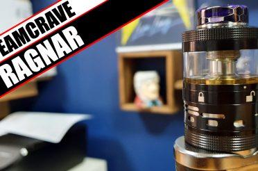 Steam Crave goes all Viking – Steamcrave Ragnar RDTA