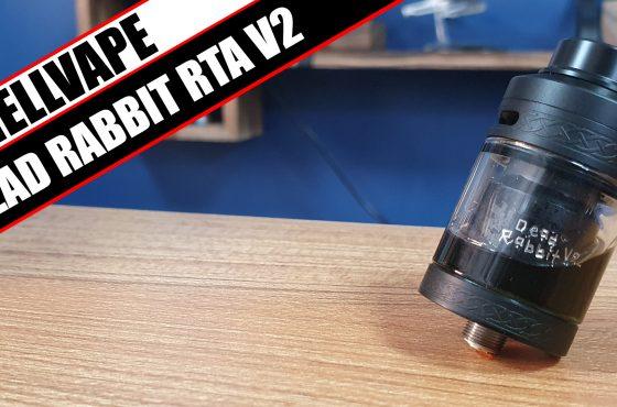 Does it warrant a V2? – HellVape Dead Rabbit RTA V2