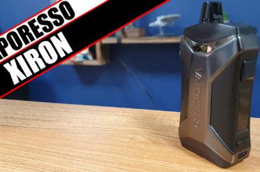 Vaporesso Xiron – Vaporesso extend the GTX coil systems