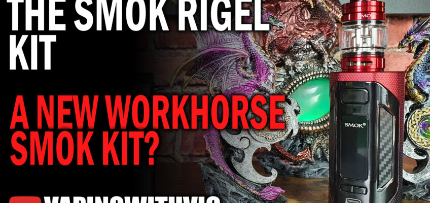 SMOK Rigel Kit – The Hynerian Empire would be pleased…