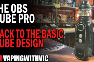 OBS Cube Pro – Back to the original styling