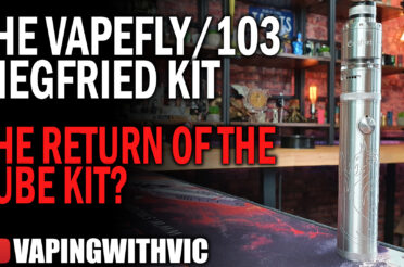 VapeFly Siegfried Kit – The 103 team do it again…