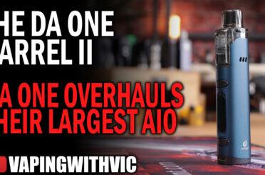 The Barrel II by DA One – DAOne overhaul their largest AIO