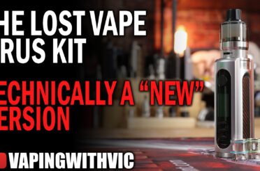 Lost Vape GRUS 100W Kit – The same GRUS…or is it?