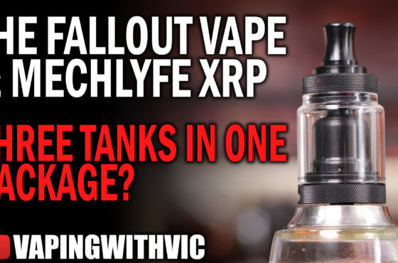The XRP RTA by Fallout and Mechlyfe – A 3 in 1 tank?